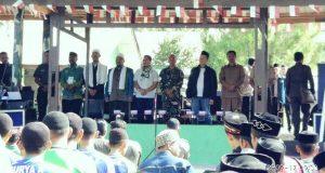 [LSN Regional II Sumatera] Bupati Ahmadi Janjikan Hadiah Top Score, Pemain dan Kiper Terbaik