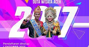 Pendaftaran Pemilihan Duta Wisata Aceh 2017 Berakhir 1 Oktober, Ini Catatannya!