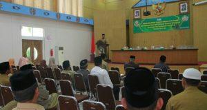 MTQ Korpri Aceh Tengah Minim Peserta
