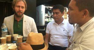 Produser Iklan Makanan Turki Siap Promosikan Kopi Arabika Gayo