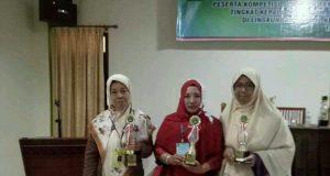 Bertema Burni Telong, Karya Ilmiah Guru MTsN Janarata Terbaik 2 se-Aceh