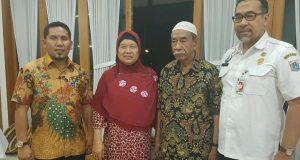 Dua Bupati Putra Gayo Bersilaturrahmi di Jakarta