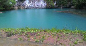 Telaga di Lhoknga Ini Rasa Airnya Berubah-Ubah, Asin dan Tawar