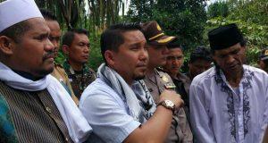 Pengelola Jambo Khop Ikhlas, Bupati Ahmadi Menangis