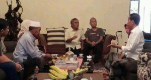 Pak Soelis dan Aman Tur Bertemu Jokowi, Bicara Apa?