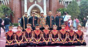 Saman Gayo Lokop Serbejadi Tampil di TMII Jakarta