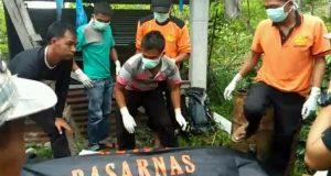 Mayat Tak Dikenal Ditemukan di Simpang Balik