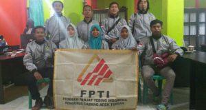 Panjat Tebing Aceh Tengah Lolos ke PORA 2018
