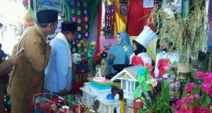 Pelajar Bener Meriah Ikuti Festival Kreasi Seni