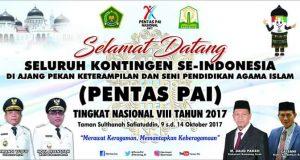 Menteri Agama akan Buka Pentas PAI Nasional di Banda Aceh