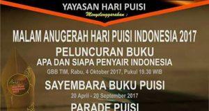 Dua Penyair Gayo Diundang pada Perayaan HPI di Jakarta