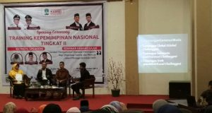 KAMMI Adakan Latihan Kepemimpinan II di Banda Aceh