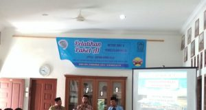 LPPTKA BKPRMI Kota Banda Aceh Adakan Pelatihan Metode Iqra'