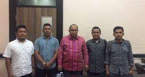 Yahdi Hasan Ramud Siap Dukung Kegiatan Mahasiswa Gayo Lues di Banda Aceh