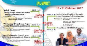 Tingkatkan Publikasi Dosen dan Mahasiswa Prodi MPMAT Unsyiah Adakan Pekan Ilmiah