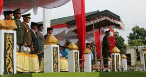 Aceh Tengah Peringati Hari Kesaktian Pancasila
