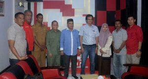 Inalum Monitoring Bantuan Bagi Mantan Atlet Aceh