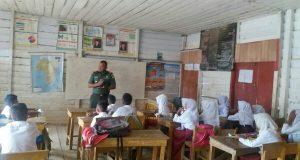 Di Aceh Tengah Ada Siswa Kelas 5 Belum Bisa Tulis Baca