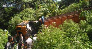 Kecelakaan di Jalan Eks KKA, 2 Orang Meninggal Dunia