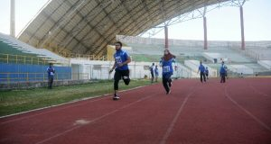 KONI Aceh Uji Fisik Atlet Binaan