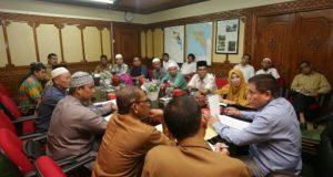 Perjuangkan Nasib Guru Kontrak, KOBAR GB Temui Gubernur Aceh