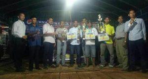 Turnamen Sepak Bola se-Kecamatan Peunaron Usai, ini Jawaranya