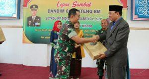 Lepas Sambut Dandim 0106/Aceh Tengah-Bener Meriah