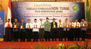 Serapan Anggaran Kemenag Aceh Nomor Satu di Indonesia
