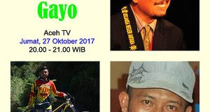 Malam ini Tokoh Olahraga Gayo Diwawancara Aceh TV, Ada Apa?