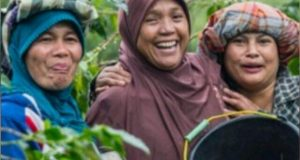 Diundang Ngopi Bareng Jokowi, Rahmah Ketiara Tak Ingin Kecewakan Petani