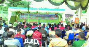 Ketua Perhiptani AcehBuka Lomba Asah Trampil Petani se-Aceh Tengah