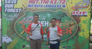 Ikuti Aceh Forest Xplorer, Bupati Ahmadi Diapresiasi