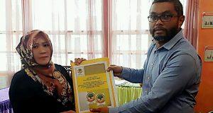 Partai Berkarya Aceh Tengah Mendaftar ke KIP