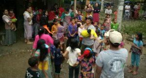 Bupati Ahmadi Disambut Meriah di Lokop Serbajadi