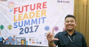 Kenara, 1 dari 29 Penulis Buku Future Leader Summit 2017
