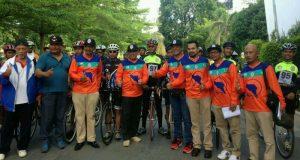 Sementara, Tim Aceh Tengah Lolos di 4 Nomor Lomba ke PORA Balap Sepeda