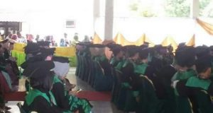 434 Mahasiswa IAIN Langsa Diwisuda