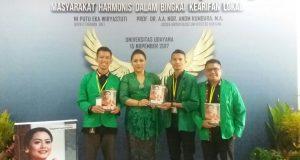 Bupati Tabanan : Do'akan saya berkunjung ke Aceh