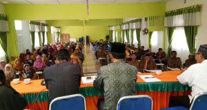Kepala Sekolah Kecamatan Bukit Dan Wih Pesam Bahas Darurat Akhlak Siswa