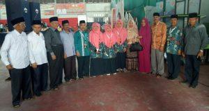 Perolehan Juara Aceh Tengah di Cabang Fahmil Quran pada MTQ ke-33