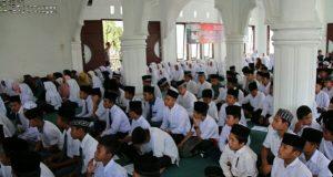 Ratusan Santri Dayah di Aceh Tengah Ikuti Sosialisasi Bahaya Narkoba