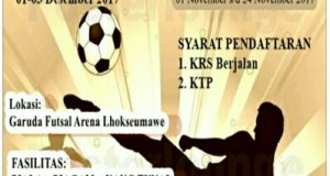34 Tim Berlaga di Himaga Cup