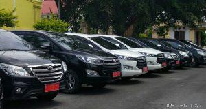 Anggota DPRK Aceh Tengah Kembalikan 31 Mobil Dinas ke Aset Daerah