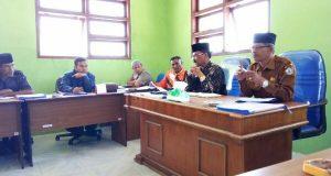 MPD Bahas RTL Program Pendampingan Komite Sekolah di Bener Meriah