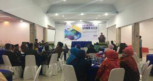 DPRA Sosialisasikan Dua Qanun di Aceh Tengah