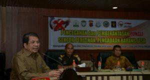 Komitmen Tinggi Pemerintah Aceh Berantas Pungli
