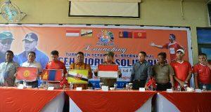 Diikuti Beberapa Negara, Aceh World Solidarity Cup Resmi Dilaunching