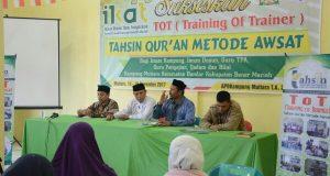 Reje Kampung Mutiara Harap Tahsin Qur'an IKAT Berlanjut