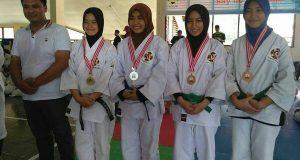 Kempo Aceh Tengah Juara Umum Pra PORA 2017, Bener Meriah Lolos
