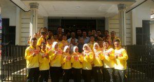 KONI Aceh Lepas Atlet Angkat Besi dan Taekwondo ke Kejurnas